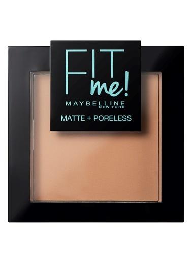 Maybelline Fit Me Matte+Poreless Pudra - 250 Sun Beige Bej